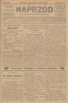 Naprzód : organ polskiej partyi socyalno-demokratycznej. 1900, nr214