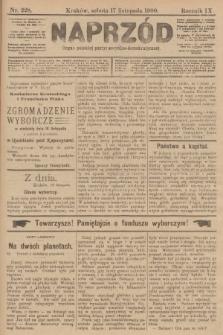 Naprzód : organ polskiej partyi socyalno-demokratycznej. 1900, nr228