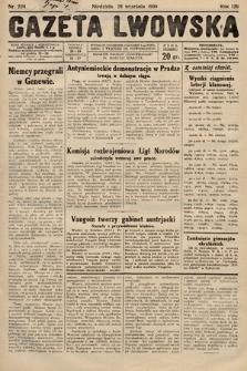 Gazeta Lwowska. 1930, nr224