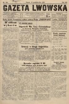 Gazeta Lwowska. 1930, nr234