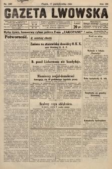 Gazeta Lwowska. 1930, nr240