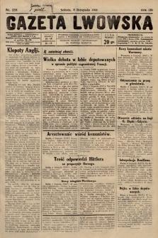 Gazeta Lwowska. 1930, nr258