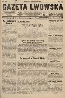 Gazeta Lwowska. 1930, nr259