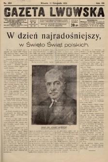 Gazeta Lwowska. 1930, nr260