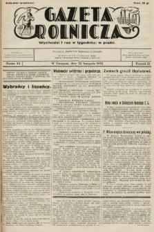 Gazeta Rolnicza. 1932, nr48