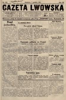 Gazeta Lwowska. 1930, nr283