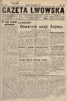 Gazeta Lwowska. 1930, nr284