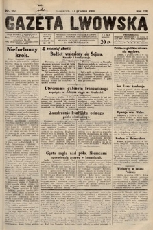 Gazeta Lwowska. 1930, nr285
