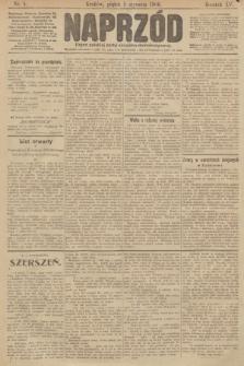 Naprzód : organ polskiej partyi socyalno demokratycznej. 1906, nr4