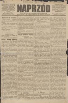 Naprzód : organ polskiej partyi socyalno demokratycznej. 1906, nr5