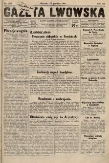 Gazeta Lwowska. 1930, nr295