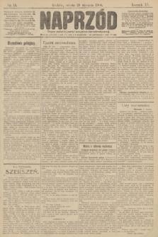 Naprzód : organ polskiej partyi socyalno demokratycznej. 1906, nr18
