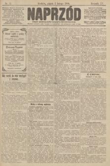 Naprzód : organ polskiej partyi socyalno demokratycznej. 1906, nr31