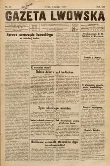 Gazeta Lwowska. 1930, nr29