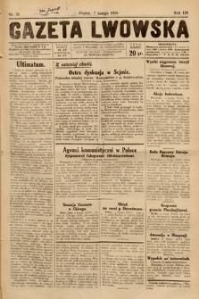 Gazeta Lwowska. 1930, nr31