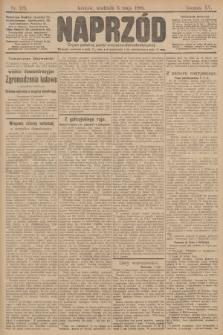 Naprzód : organ polskiej partyi socyalno demokratycznej. 1906, nr123