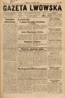 Gazeta Lwowska. 1930, nr34