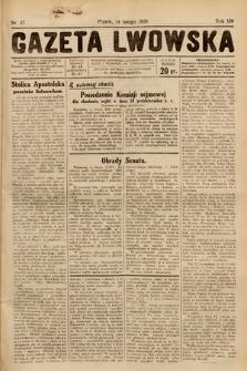 Gazeta Lwowska. 1930, nr37