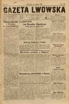 Gazeta Lwowska. 1930, nr39