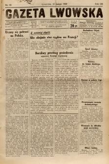 Gazeta Lwowska. 1930, nr48