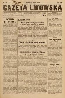 Gazeta Lwowska. 1930, nr58