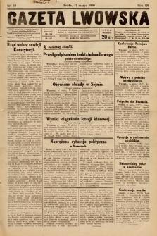 Gazeta Lwowska. 1930, nr59