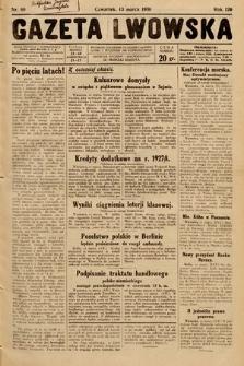 Gazeta Lwowska. 1930, nr60