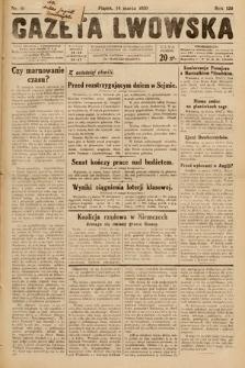 Gazeta Lwowska. 1930, nr61