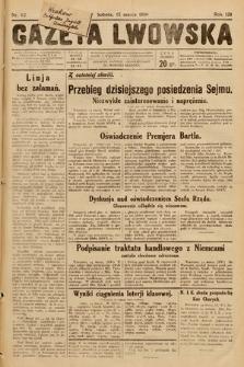 Gazeta Lwowska. 1930, nr62