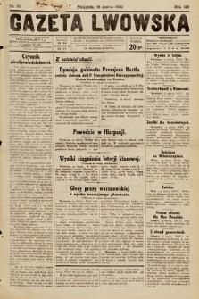Gazeta Lwowska. 1930, nr63