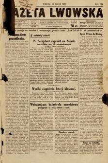 Gazeta Lwowska. 1930, nr64