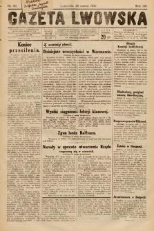 Gazeta Lwowska. 1930, nr66