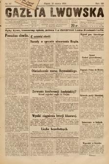 Gazeta Lwowska. 1930, nr67