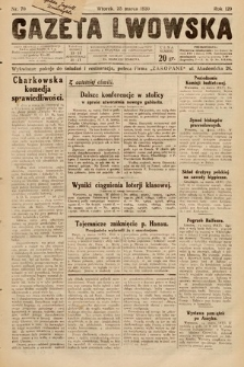 Gazeta Lwowska. 1930, nr70