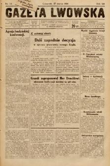 Gazeta Lwowska. 1930, nr72