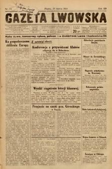 Gazeta Lwowska. 1930, nr73