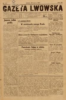 Gazeta Lwowska. 1930, nr74