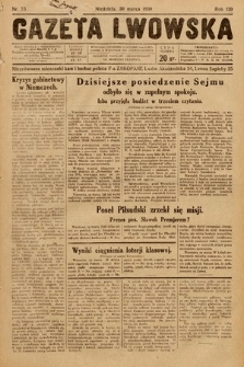 Gazeta Lwowska. 1930, nr75