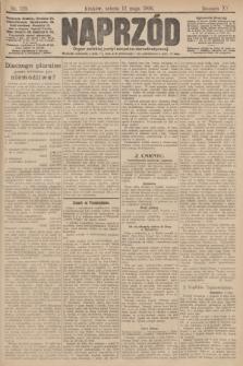 Naprzód : organ polskiej partyi socyalno demokratycznej. 1906, nr129