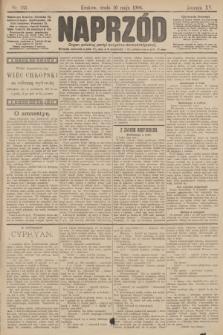Naprzód : organ polskiej partyi socyalno demokratycznej. 1906, nr133