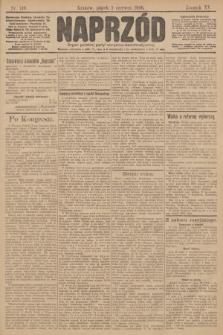 Naprzód : organ polskiej partyi socyalno demokratycznej. 1906, nr149