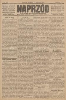 Naprzód : organ polskiej partyi socyalno demokratycznej. 1906, nr157
