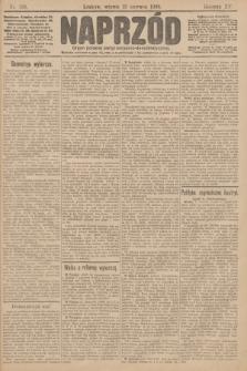 Naprzód : organ polskiej partyi socyalno demokratycznej. 1906, nr159