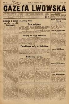 Gazeta Lwowska. 1930, nr83