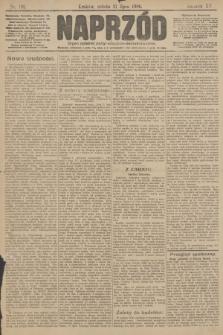 Naprzód : organ polskiej partyi socyalno demokratycznej. 1906, nr198