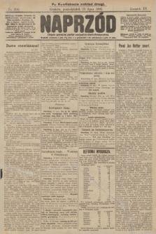 Naprzód : organ polskiej partyi socyalno demokratycznej. 1906, nr200 (po konfiskacie nakład drugi)