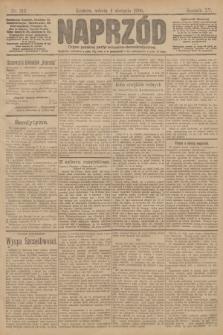Naprzód : organ polskiej partyi socyalno demokratycznej. 1906, nr212