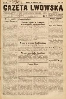 Gazeta Lwowska. 1930, nr86