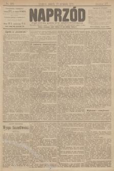 Naprzód : organ polskiej partyi socyalno demokratycznej. 1906, nr218