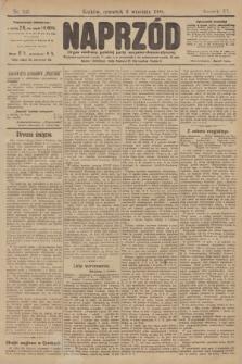 Naprzód : organ polskiej partyi socyalno demokratycznej. 1906, nr245